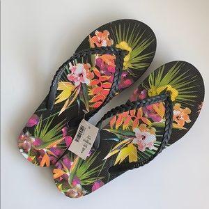 🌸 NEW! AEROPOSTALE Flip-Flops, Size 8